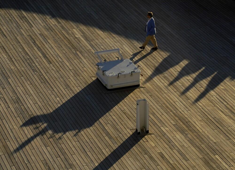 Deck shadows by JimWhitham