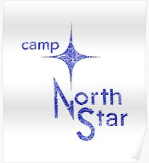 Camp North Star (Meatballs) Poster