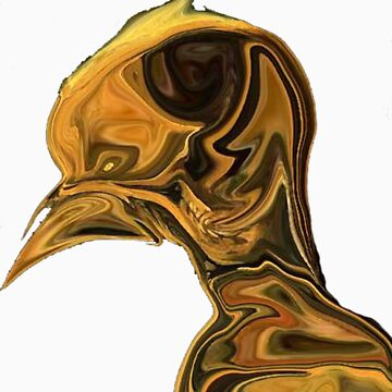 Birdman by MSArt