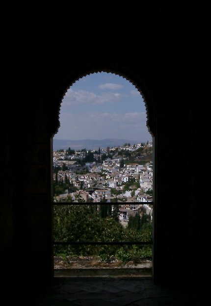 Andalucia window by altix