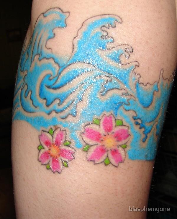Tattoo 1 by blasphemyone