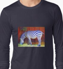 A ZEBRA OF A DIFFERENT COLOR Long Sleeve T-Shirt