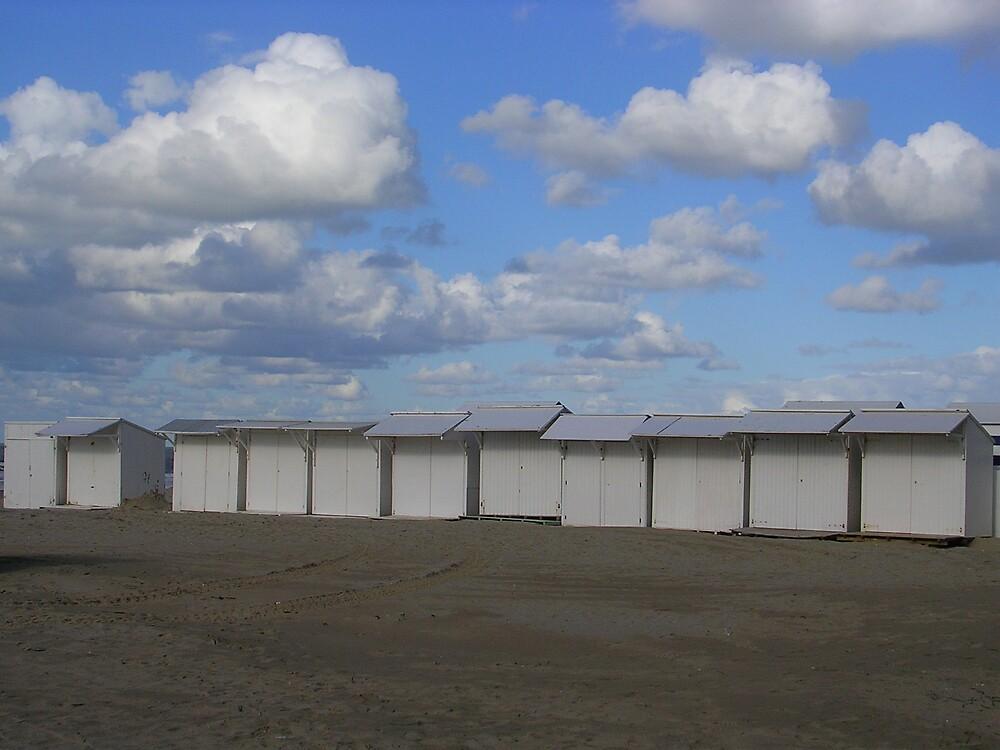 Belgian beach by altix