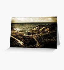 The Grotto, The Great Ocean Road, Victoria Greeting Card