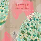 Mothers Day - Design 4 by Belinda Lindhardt