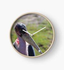 Stork I Clock