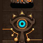 Sheikah Slate Case by VisualArtTees