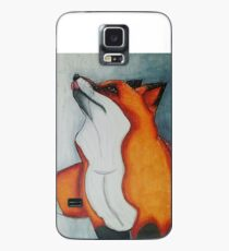 Fox in the Snow Case/Skin for Samsung Galaxy