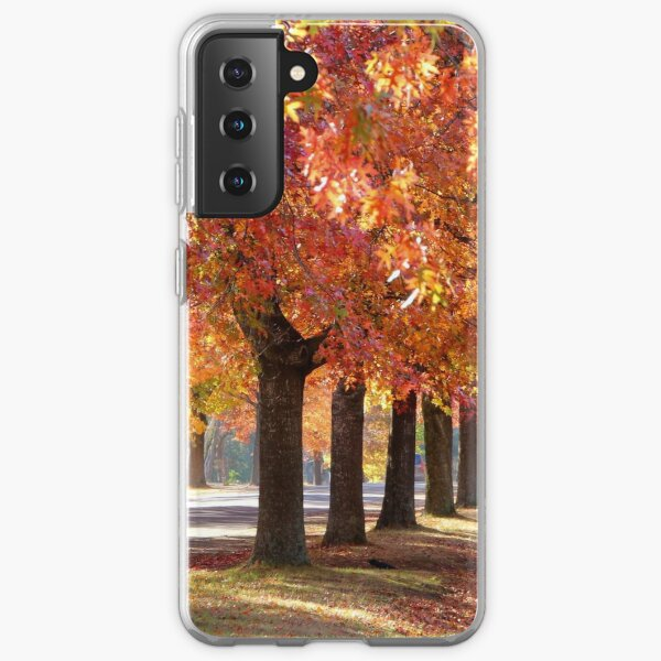 Honour Avenue - the trees Samsung Galaxy Soft Case