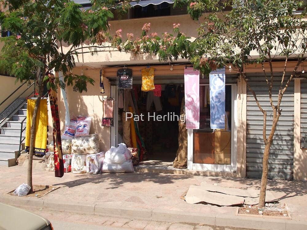Saranda Shop by Pat Herlihy