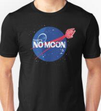 NASA No Moon T-Shirt