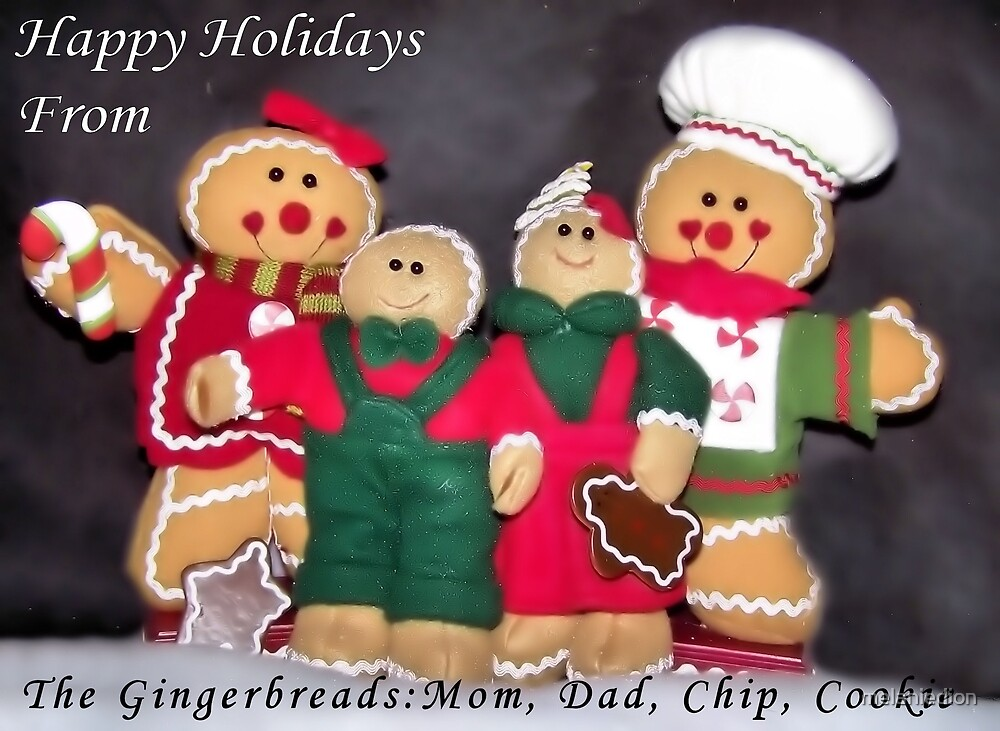 The Gingerbreads by melaniedion