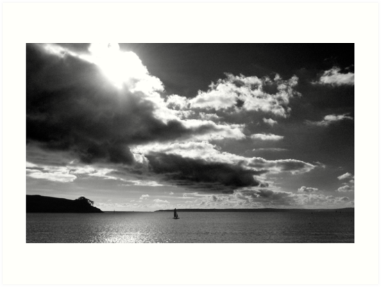 View from St.Mawes by Nigel Dourley