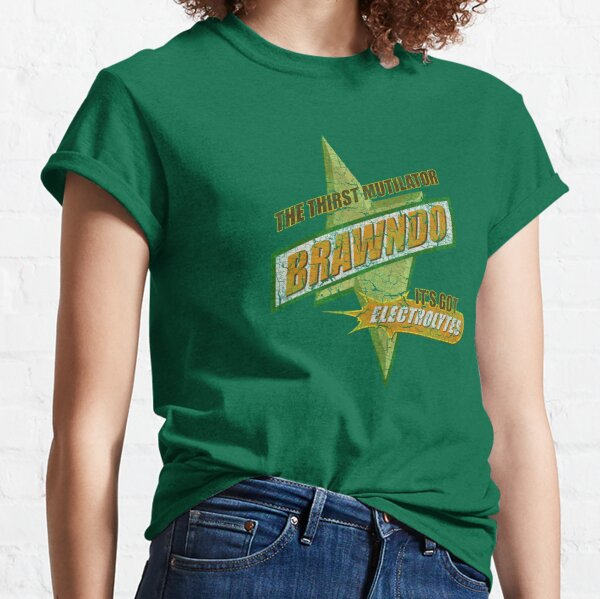 BRAWNDO the thirst mutilator (Idiocracy) Classic T-Shirt