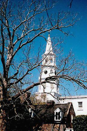 St. Michael's Episcopal Church by James J. Ravenel, III