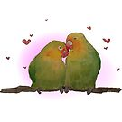 Love birds by pokegirl93