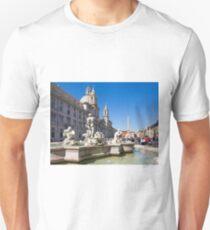 Piazza Navona Unisex T-Shirt
