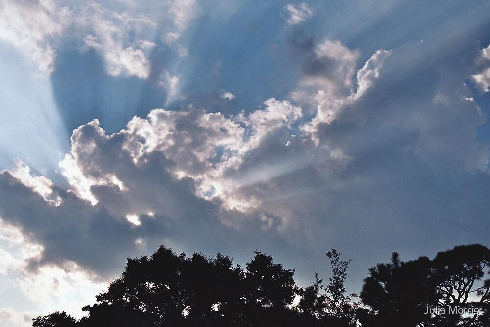 Oh Glorious Cloud II by Julia Morris