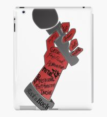 Rock is Rock! iPad Case/Skin