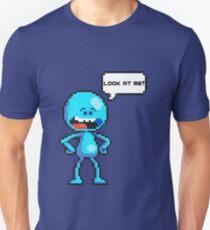8-bit Mr. Meeseeks T-Shirt
