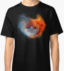 Pokemon water vs fire Classic T-Shirt