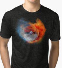 Pokemon water vs fire Tri-blend T-Shirt