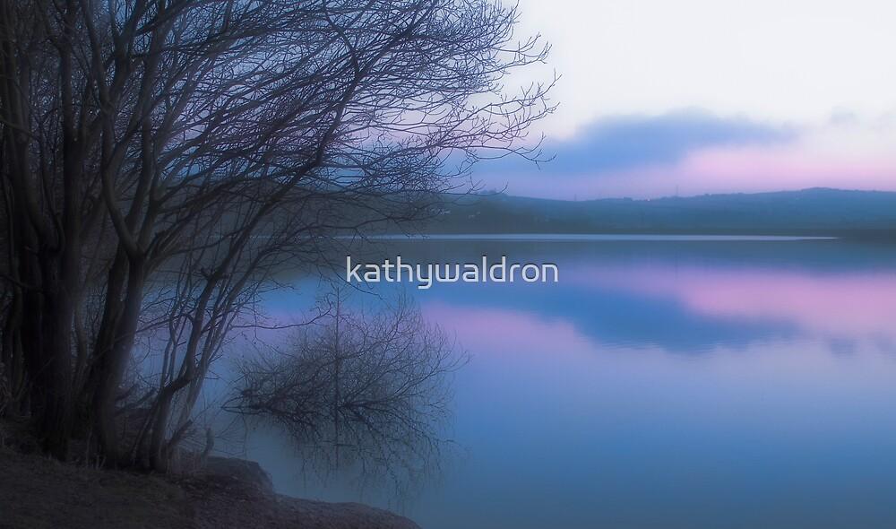 mirror lake by kathywaldron