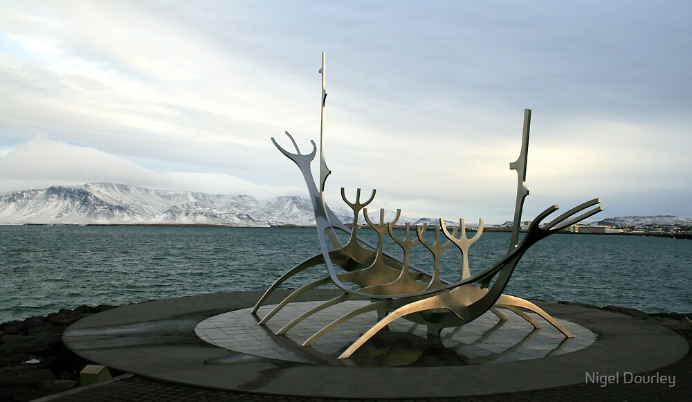 Sun Voyager by Nigel Dourley