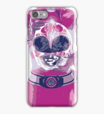 Pink Ranger - Power Rangers iPhone Case/Skin