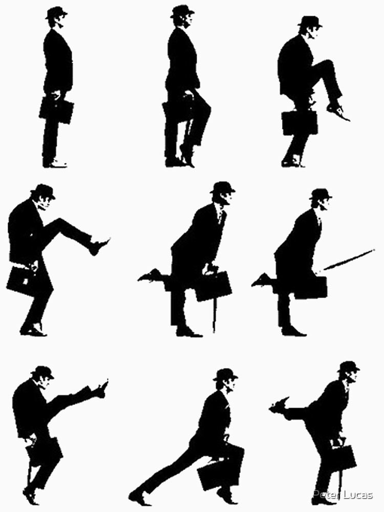 Ministry of Silly Walks | Unisex T-Shirt