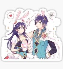 Crom&Lucina (Easter Edition) Sticker