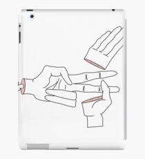 ROCK PAPER SCISSORS iPad Case/Skin