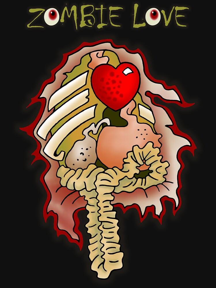 Zombie Love by JohnHoule