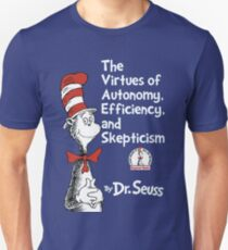 The Real Cat In The Hat Unisex T-Shirt
