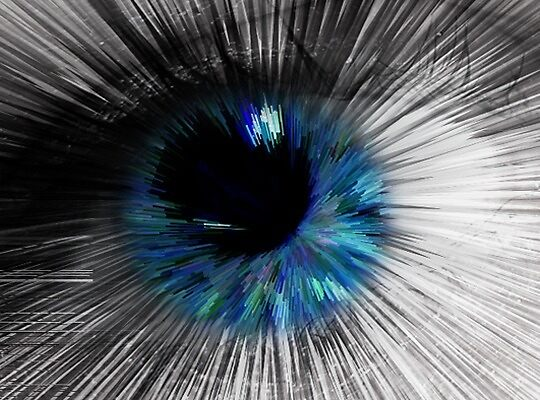 My Eye! by LisaRoberts