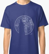 Darth Vader Death Star  Classic T-Shirt