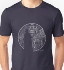 Darth Vader Death Star  Unisex T-Shirt