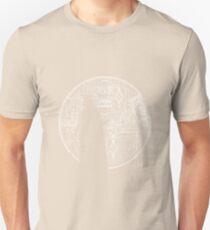 Darth Vader Death Star  Unisex T-Shirt