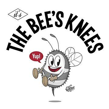 THE BEE'S KNEES by Kicksaus