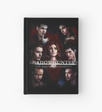 Shadowhunters - Poster #1 Hardcover Journal
