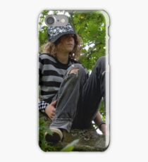 Too Cool for School! iPhone Case/Skin