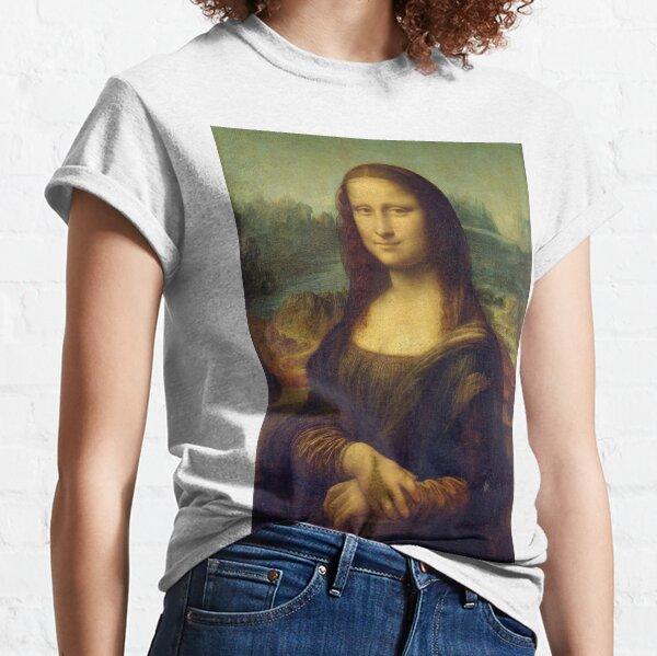 Mona Lisa Joconde Classic T-Shirt