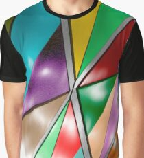 Roof tiles Graphic T-Shirt