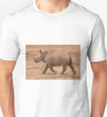 Run Baby Rhino Run T-Shirt