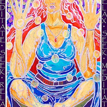 MEDITATION by Aryahvayu