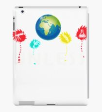 Unless March for science Earth Day 2017 iPad Case/Skin