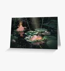 Enchanted Pond Greeting Card