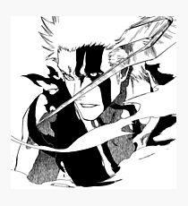 Bleach: Ichigo Merged Hollow Form Photographic Print