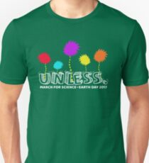 Unless march science Forget Princess earth day 2017 T-Shirt
