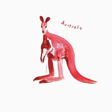 Kangaroo by jonhawley